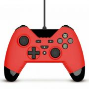 switch gioteck wired controller wx4 red