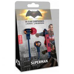 microfono tribe auricolare con swing superman