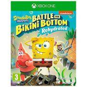 videogioco xbox one spongebob squarepants: battle for bikini bottom - rehydrated eu
