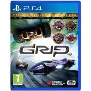 videogioco ps4 grip: combat racing - airblades vs rollers - ultimate edition eu