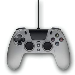 ps4 gioteck wired controller vx4 titanium