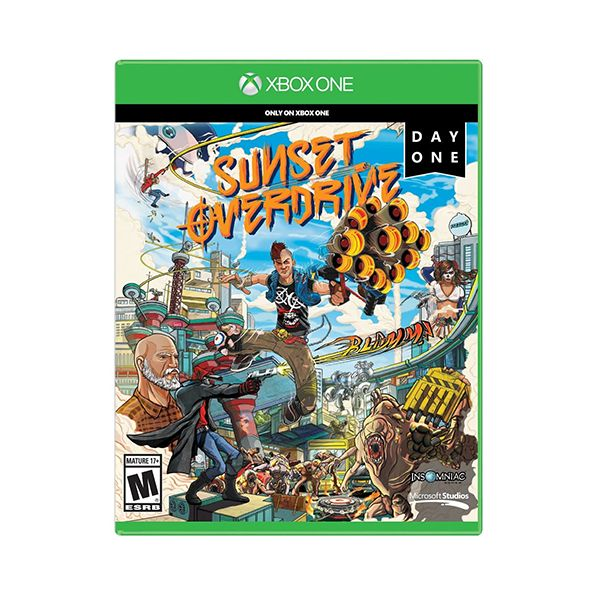 videogioco xbox one sunset overdrive d1 eu