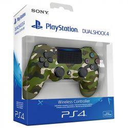 controller ps4 dualshock 4 green camo v2