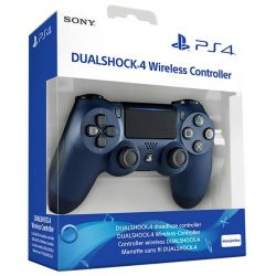 controller ps4 dualshock 4 midnight blue v2