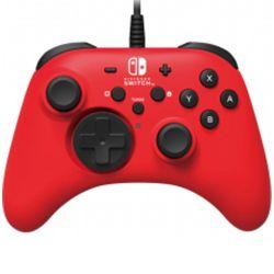 switch hori horipad wired red