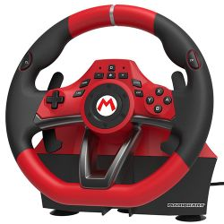 switch hori volante mario kart racing wheel pro deluxe