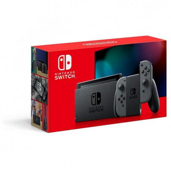 console nintendo switch 1.1 grey