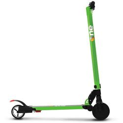 monopattino elettrico the one spillo 250w lime green
