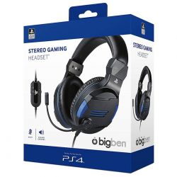 ps4 bigben stereo gaming headset v3 wired