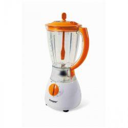 frullatore kooper 350w 4 velocità arancio