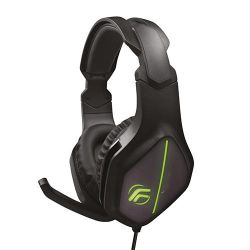 cuffie console fenner gaming soundgame pro pc/ + mic.