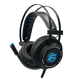 cuffie console fenner gaming soundgame elite pc/ + mic.