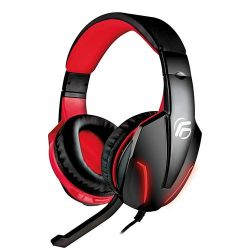 cuffie console fenner gaming soundgame f1 pc/ + mic.