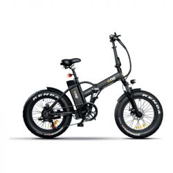 the one bici elettrica rider 250w black
