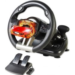 serafim multiplatform racing wheel r1+ ps4/xbox one/pc/mobile
