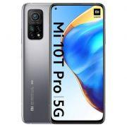 "smartphone xiaomi mi 10t pro 8+256gb 6.67"" 5g lunar silver dual sim italia"