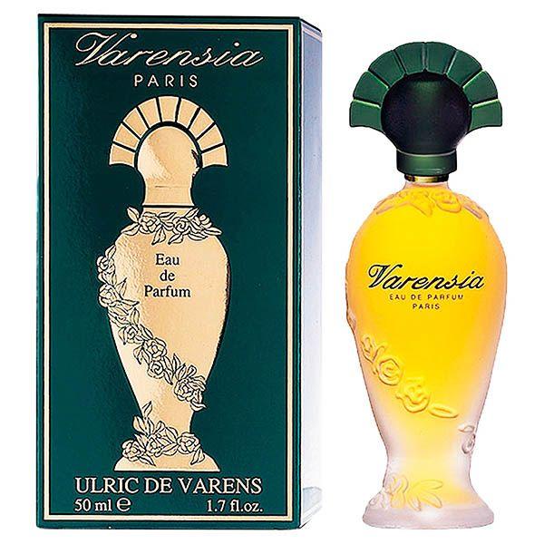 profumo donna varensia ulric de varens eau de parfum 50 ml