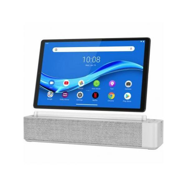 "tablet soundbar lenovo tab m10 plus fhd 4+128gb wifi 10,3"" p. gray + con alexa"