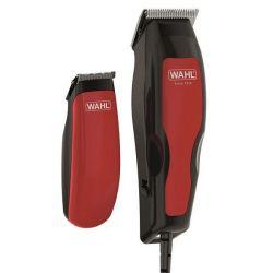 rasoio per capelli wahl pro 100 combo 2 pz rosso nero
