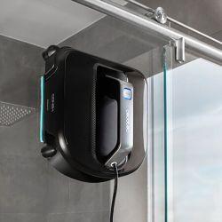 robot pulisci vetri intelligente cecotec conga windroid 970 nero