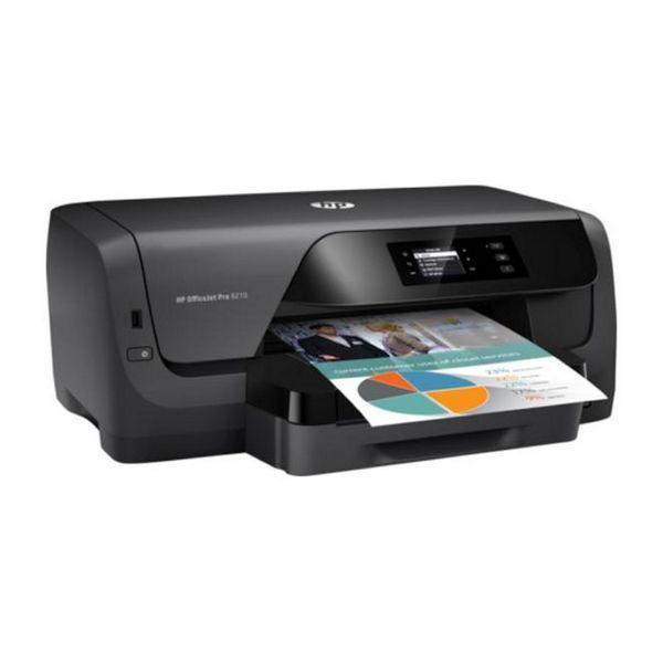 stampante hp officejet pro 8210 22 ppm lan wifi
