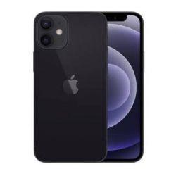 """smartphone apple iphone 12 mini 64gb 5.4"""" black eu mgdx3zd/a"""