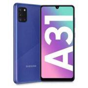 """smartphone samsung sm-a315g galaxy a31 4+128gb 6.4"""" blue dual sim tim"""
