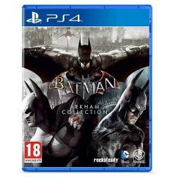videogioco ps4 batman: arkham collection