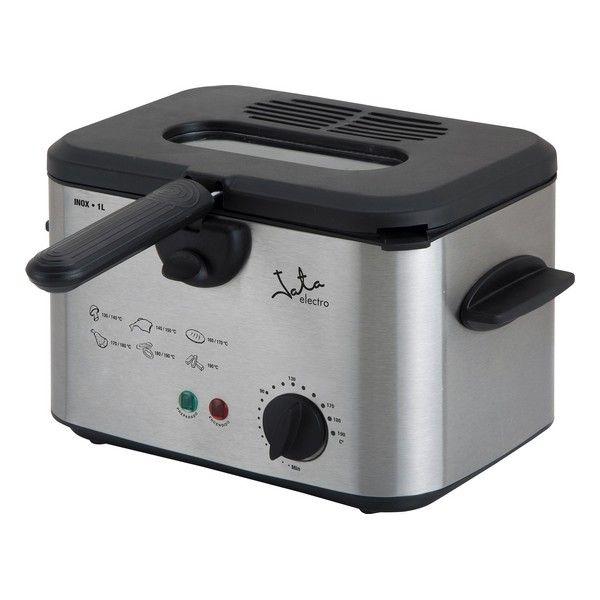 friggitrice jata fr226 1 l 1200w acciaio inossidabile