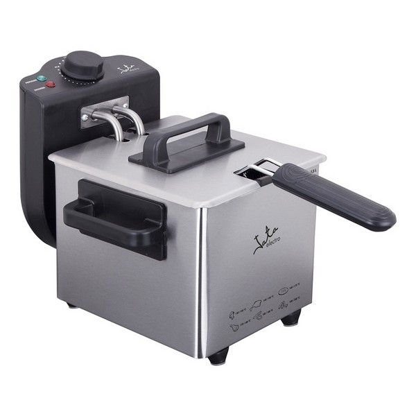 friggitrice jata fr115 1000w acciaio inossidabile