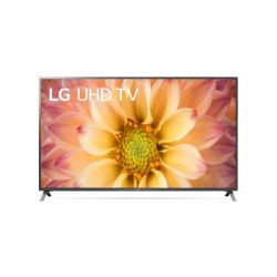 "smart tv lg 75un70706 75"" 4k uhd wifi nero"