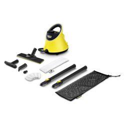 scopa elettrica a vapore karcher 1.513-243.0 1 l 1500w giallo