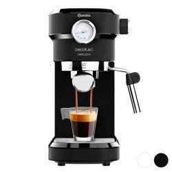 caffettiera express a leva cecotec cafelizzia 790 black pro 1,2 l 20 bar 1350w