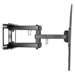"""supporto tv con braccio ewent ew1526 37""""-70"""" 40 kg nero"""