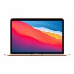 """notebook apple macbook air 13"""" m1 8c. cpu / 7c. gpu 256gb gold mgnd3t/a"""