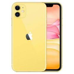 "smartphone apple iphone 11 128gb 6.1"" yellow slim box mwlh2ll/a"