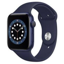 apple watch serie6 gps 44mmblue alum. case / deep navy sport band