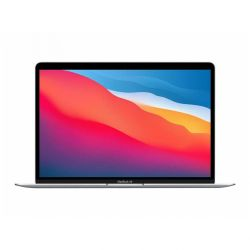 """notebook apple macbook air 13"""" m1 8c. cpu / 7c. gpu 256gb silver mgn93t/a"""