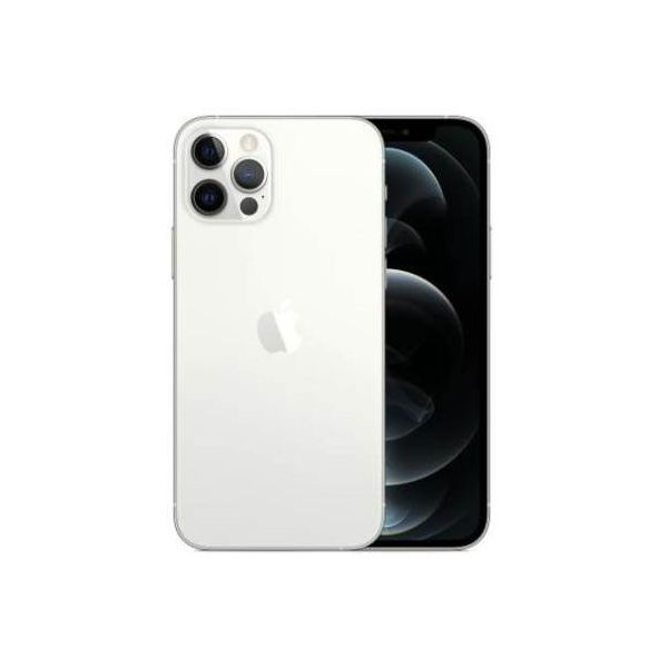 "smartphone apple iphone 12 pro 512gb 6,1"" silver eu mgmv3zd/a"