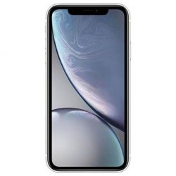 "smartphone apple iphone xr 128gb 6.1"" white eu slim box mh7m3fs/a"