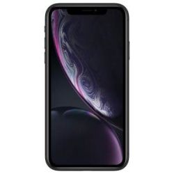 "smartphone apple iphone xr 128gb 6.1"" black eu slim box mh7l3fs/a"