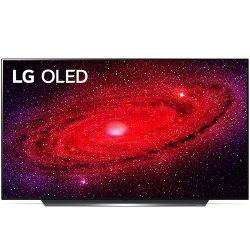 """lg 55"""" oled oled55cx6lauhd 4k hdr smart tv thinq ai"""