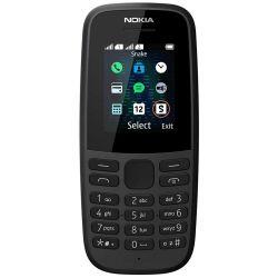 cellulare nokia 105 black 2019 dual sim italia