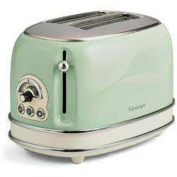 tostapane ariete elettronico 0155 vintage funzione riscalda e scongela 810w verde