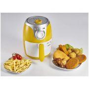 friggitrice ariete ad aria 4615 airy fryer mini 2l 1000w giallo