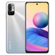"""smartphone xiaomi redmi note 10 5g 4+128gb 6.5"""" chrome silver dual sim tim"""