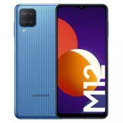 "smartphone samsung galaxy m12 sm-m127f 4+64gb 6.5"" light blue italia"