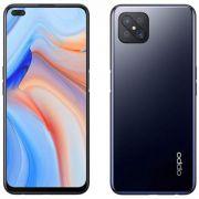 """smartphone oppo reno 4z 5g 8+128gb 6.57"""" black dual sim operatore"""