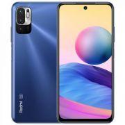 """smartphone xiaomi redmi note 10 5g 4+128gb 6.5"""" nighttime blue dual sim italia"""