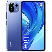 "smartphone xiaomi mi 11 lite 6+128gb 6.55"" bubblegum blue italia"
